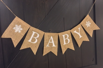 "Holiday Baby ""Snowflakes"""