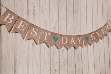 Best Day Ever Banner