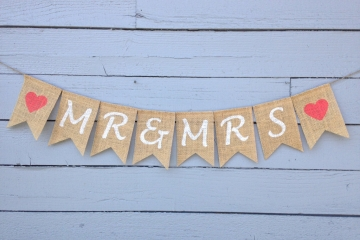 "Mr & Mrs Banner ""Contemporary"""