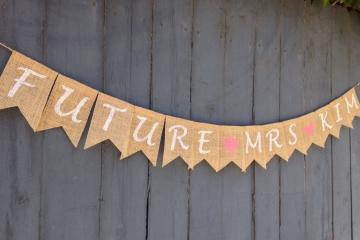 "Future Mrs Banner ""Contemporary"""